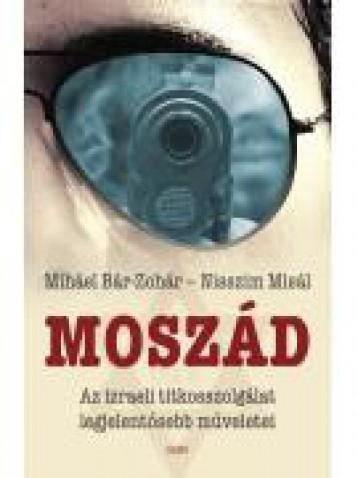 MOSZÁD - Ekönyv - BÁR-ZOHÁR, MIHÁEL-MISÁL, NISSZIM
