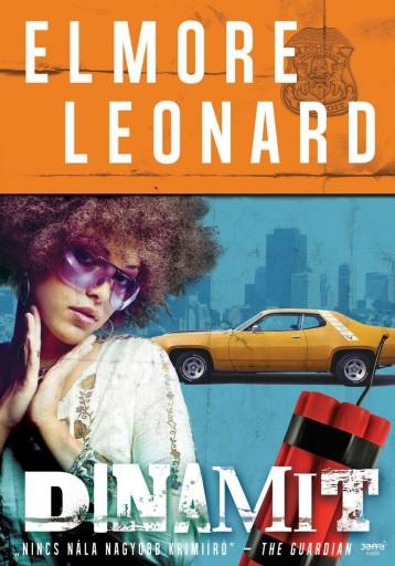 DINAMIT - Ekönyv - LEONARD, ELMORE
