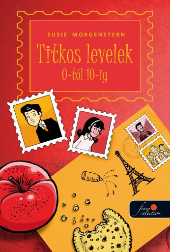 TITKOS LEVELEK 0-TÓL 10-IG - Ekönyv - MORGENSTERN, SUSIE