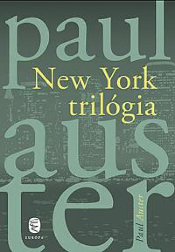 NEW YORK TRILÓGIA - ÚJ! - Ekönyv - AUSTER, PAUL