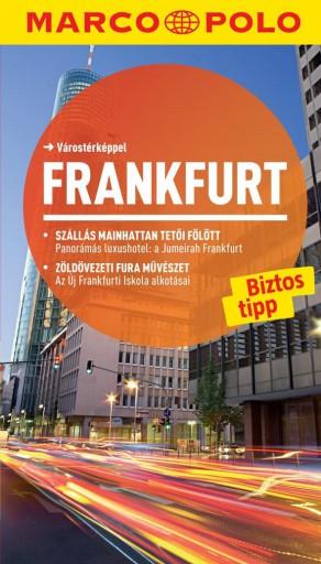 FRANKFURT - ÚJ MARCO POLO - Ekönyv - CORVINA KIADÓ