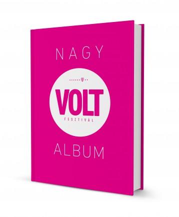 NAGY VOLT FESZTIVÁL  ALBUM - Ekönyv - LOBENWEIN NORBERT