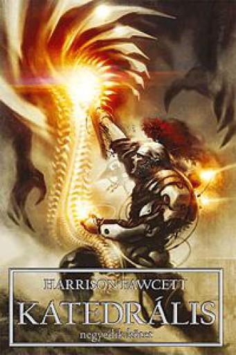 KATEDRÁLIS IV. - Ekönyv - FAWCETT, HARRISON