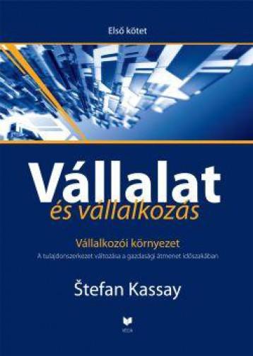 VÁLLALAT ÉS VÁLLALKOZÁS - I. KÖTET - VÁLLALKOZÓI KÖRNYEZET - Ebook - KASSAY, STEFAN