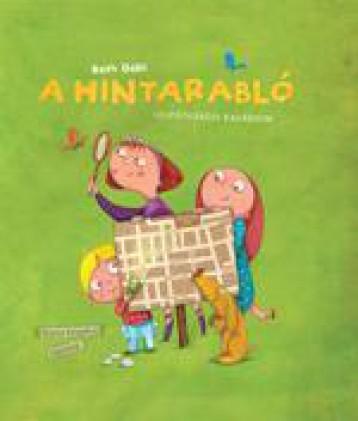 A HINTARABLÓ - LILIPÓTVÁROSI KALANDOK - Ekönyv - BOTH GABI