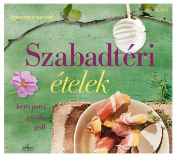 SZABADTÉRI ÉTELEK - Ekönyv - DONHAUSER, ROSE MARIE