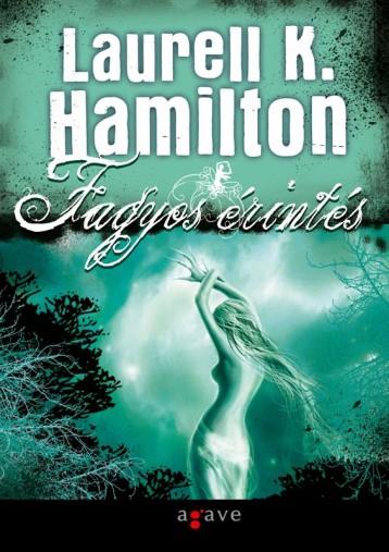 FAGYOS ÉRINTÉS - Ekönyv - HAMILTON, LAURELL K.