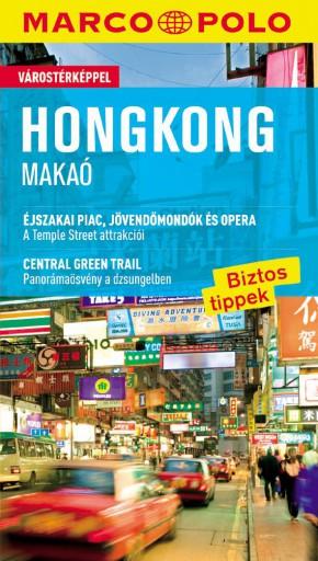 HONGKONG - MAKAÓ - ÚJ MARCO POLO - Ekönyv - CORVINA KIADÓ
