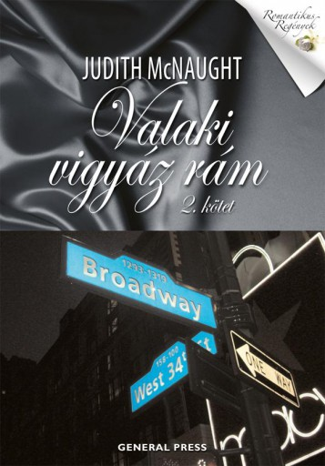 VALAKI VIGYÁZ RÁM 2. - - Ebook - MCNAUGHT, JUDITH