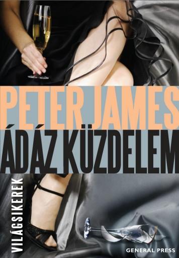 ÁDÁZ KÜZDELEM - - Ekönyv - JAMES, PETER