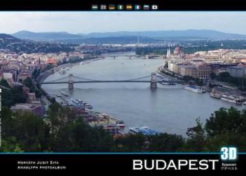 BUDAPEST 3D FOTÓALBUM - 3D-S SZEMÜVEGGEL - Ekönyv - HORVÁTH JUDIT ZITA