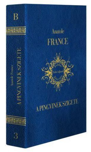 A PINGVINEK SZIGETE - Ekönyv - FRANCE, ANATOLE