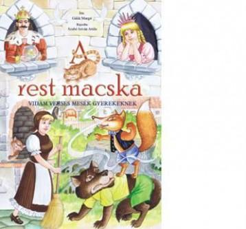 A REST MACSKA - VIDÁM VERSES MESÉK GYEREKEKNEK - Ekönyv - NAGYKÖNYV KIADÓ