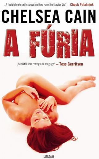 A FÚRIA - Ekönyv - CAIN, CHELSEA