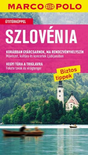 SZLOVÉNIA - ÚJ MARCO POLO - Ekönyv - CORVINA KIADÓ