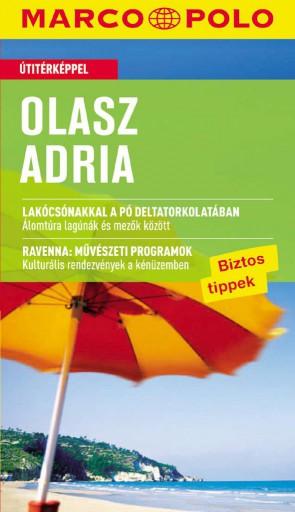 OLASZ ADRIA - ÚJ MARCO POLO - Ekönyv - CORVINA KIADÓ