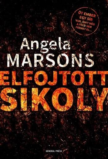 ELFOJTOTT SIKOLY - Ekönyv - MARSONS, ANGELA