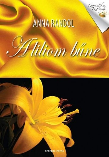 A LILIOM BŰNE - Ekönyv - RANDOL, ANNA