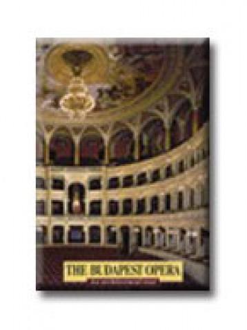 THE BUDAPEST OPERA - (AZ OPERAHÁZ - ANGOL) - Ekönyv - CORVINA KIADÓ