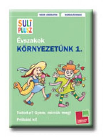 SULI PLUSZ - KÖRNYEZETÜNK 1. - ÉVSZAKOK - Ekönyv - TESSLOFF ÉS BABILON KIADÓI KFT.