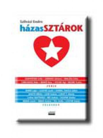 HÁZASSZTÁROK - Ekönyv - SZILVÁSI ENDRE