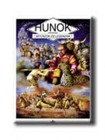 HUNOK - MITOSZOK ÉS LEGENDÁK - - Ekönyv - GULLIVER LAP- ÉS KÖNYVKIADÓ KERESKEDELMI