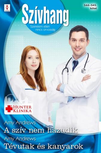 Szívhang 544–545. - Ekönyv - Amy Andrews