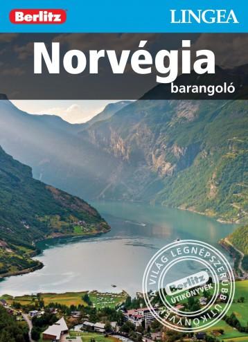 NORVÉGIA - BARANGOLÓ - BERLITZ - Ekönyv - LINGEA KFT.