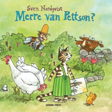MERRE VAN PETTSON? - Ekönyv - NORDQVIST, SVEN