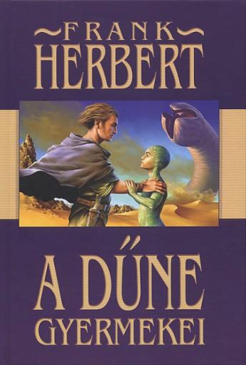 Dűne: A Dűne gyermekei - Ekönyv - Frank Herbert