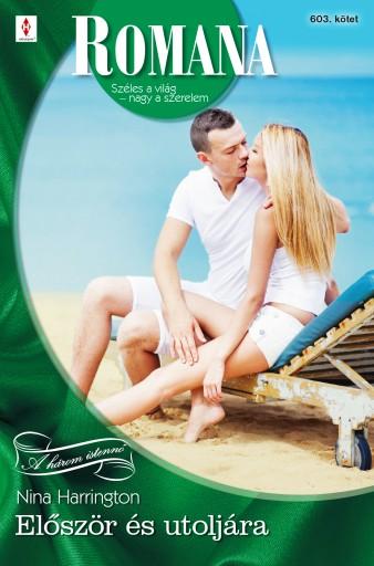 Romana 603. - Ekönyv - Nina Harrington