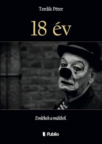 18 év - Ekönyv - Terdik Péter