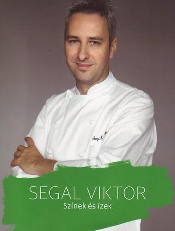 Színek és ízek - Ekönyv - Segal Viktor