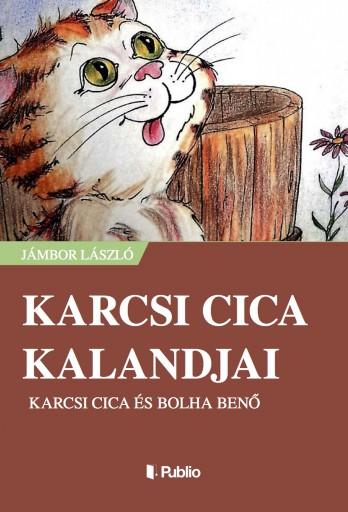 Karcsi cica kalandjai - Ekönyv - Jámbor László