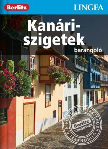 KANÁRI-SZIGETEK - BARANGOLÓ - Ekönyv - LINGEA KFT.