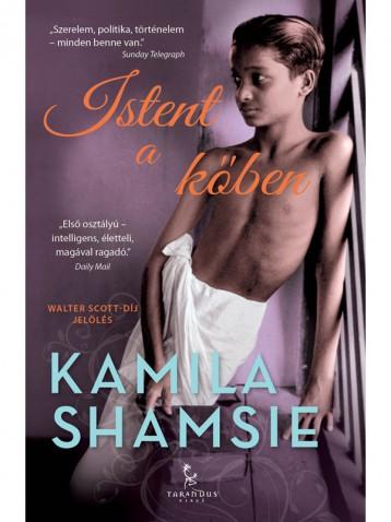 Istent a kőben - Ekönyv - Kamila Shamshie