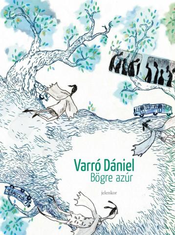 BÖGRE AZÚR - Ekönyv - VARRÓ DÁNIEL