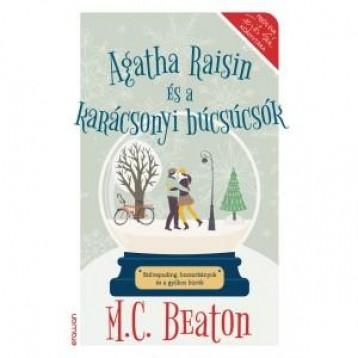 AGATHA RAISIN ÉS A KARÁCSONYI BÚCSÚCSÓK - Ekönyv - BEATON, M.C.