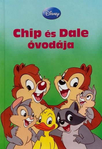 CHIP ÉS DALE ÓVODÁJA - Ekönyv - MAKAY LÁSZLÓ, MAKAYNÉ FORGÁCS MELINDA