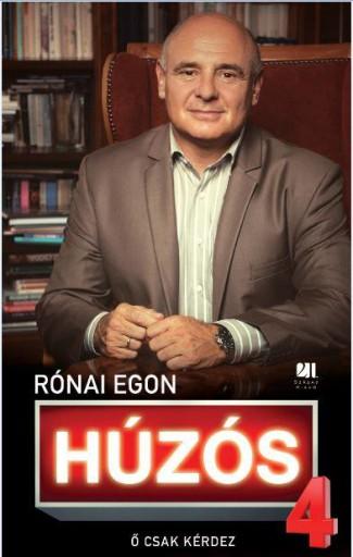 HÚZÓS 4. - Ő CSAK KÉRDEZ - Ekönyv - RÓNAI EGON