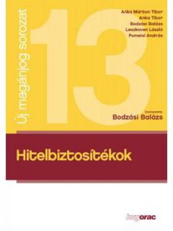 HITELBIZTOSÍTÉKOK - Ebook - HVG ORAC LAP- ÉS KÖNYVKIADÓ KFT.