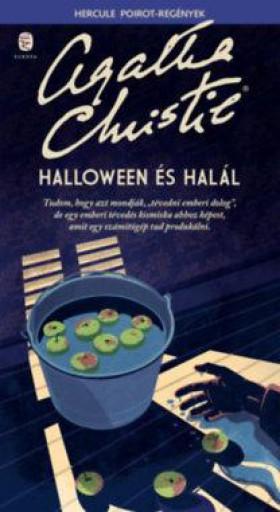 HALLOWEEN ÉS HALÁL - Ekönyv - CHRISTIE, AGATHA