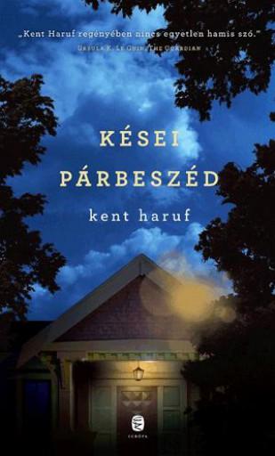 KÉSEI PÁRBESZÉD - Ebook - KENT HARUF