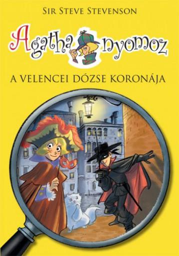 Agatha nyomoz 7. - A velencei dózse koronája - Ekönyv - Sir Steve Stevenson