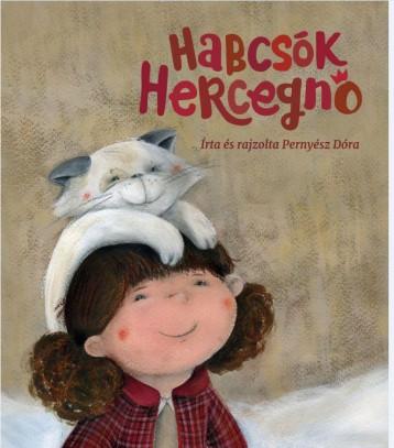 HABCSÓK HERCEGNŐ - Ekönyv - PERNYÉSZ DÓRA