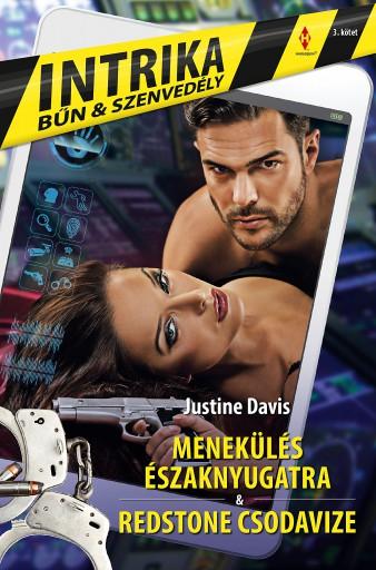 Intrika 3. - Ekönyv - Justine Davis, Justine Davis