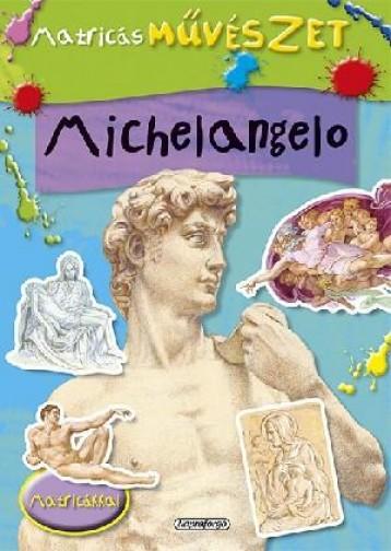 Matricás művészet - Michelangelo - Ekönyv - NAPRAFORGÓ KÖNYVKIADÓ