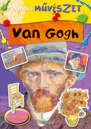 Matricás művészet - Van Gogh - Ekönyv - NAPRAFORGÓ KÖNYVKIADÓ