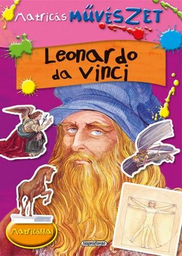 Matricás művészet - Leonardo da Vinci - Ekönyv - NAPRAFORGÓ KÖNYVKIADÓ