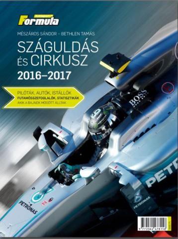 SZÁGULDÁS ÉS CIRKUSZ 2016-2017 - Ekönyv - MÉSZÁROS SÁNDOR - BETHLEN TAMÁS